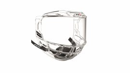 Plexi CCM Full Visor Clear